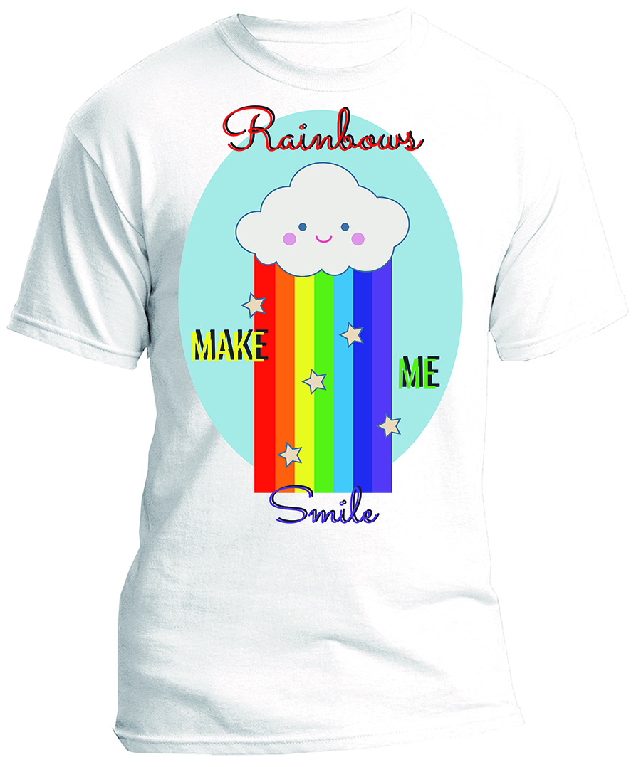 Create The Coolest T-shirt Template In The GrafitX Editor